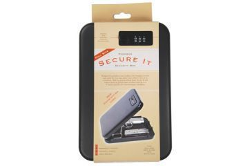 Secure It Handgun Security Box With Combination Lock 12 Per Case 20