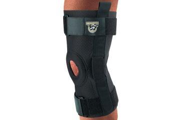 Seirus  Hyperflex Open Knee Md 5330 BLK MD