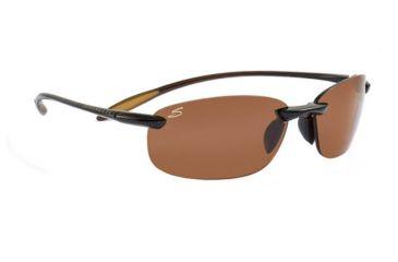 Serengeti 7360 Nuvola Sunglasses Shiny Brown