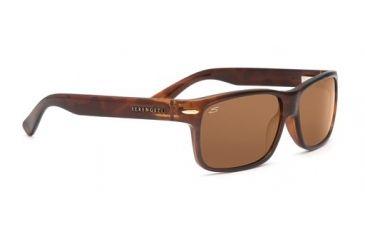 Serengeti 7380 Fontana Sunglasses Cognac, Drivers Lens