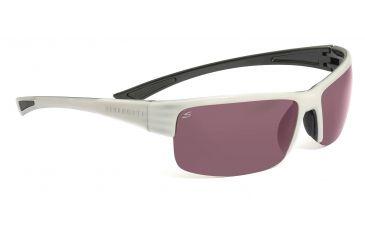 08e3255d49d7 Serengeti Sassari Sunglasses - Satin Black Frame, 555nm Polarized Lenses  7664