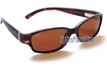 Serengeti Andros Drivers Lens Sunglasses Polarized w/ Tortoise Frame 6810