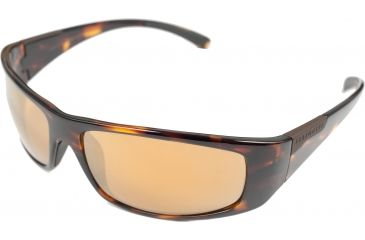 Serengeti Fasano Sunglasses-Dark Tortoise Frame Polar PhD Drivers Gold Lenses 7703