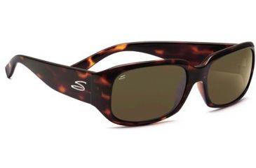 Serengeti Giuliana Progressive Rx Sunglasses - Dark Tortoise Frame 7463