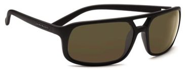 Serengeti Livorno Progressive Rx Sunglasses - Satin Black Frame 7454