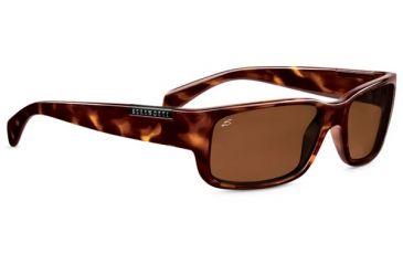 Serengeti Merano Single Vision Rx Sunglasses Dark Tortoise Frame 7240