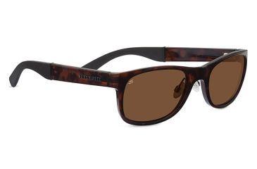 Serengeti Piero Sunglasses, Classic Shiny Taupe Tortoise Frame, Polarized Driv 7992