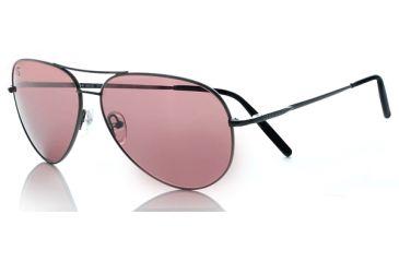 Serengeti Rx Progressive Medium Aviator Sunglasses