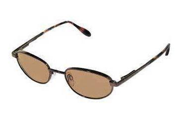 Serengeti Rx Prescription Georgetown 2.0 Sunglasses - 6 Base Metal Frames