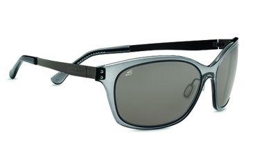 1efa29b9332 Serengeti Sara Sunglasses - Crystal Dark Grey Frame and Polar PhD CPG Lens  7832