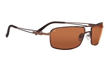 Serengeti Dante, Brown Tortoise Frame, Drivers Polarized Lens, 7506