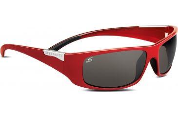 Serengeti Fasano Rx Sunglasses Red Frame
