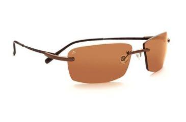 Serengeti Parma Progressive Sunglasses, Brown Tortoise Frame, 7444