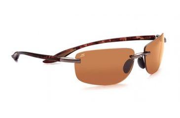 Serengeti Rotolare Rx Sunglasses, Dark Tortoise Frame, 7479