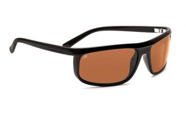 Serengeti Velino Rx Sunglasses, Shiny Black Frame, 7469