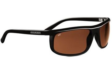 Serengeti Velino Single Vision Rx Sunglasses - Two Tone Black Frame 7467