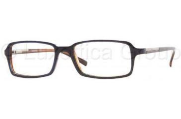 242340b4f6 Sferoflex Eyeglasses SF1117 with Rx Prescription Lenses C253-5317 - Blue On  Orange