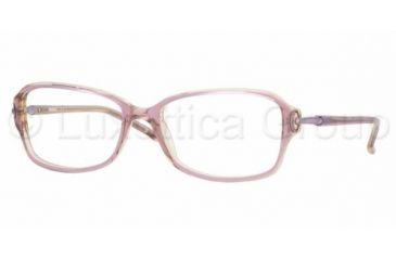 8339be1fbe Sferoflex SF1534B Bifocal Eyeglasses - Top Cyclamen Tr. On Bro Demo Lens  Frame   54
