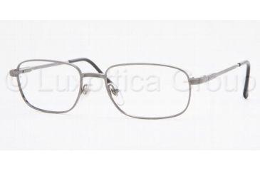 Sferoflex SF 2086 Eyeglasses Styles Gunmetal Frame w/Non-Rx 52 mm Diameter Lenses, 268-5217, Sferoflex SF 2086 Eyeglasses Styles Gunmetal Frame w/Non-Rx 52 mm Diameter Lenses