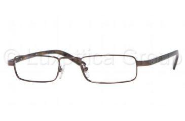 5d990c4d7b Sferoflex SF2202 Bifocal Eyeglasses Dark Brown Frame   51 mm Prescription  Lenses