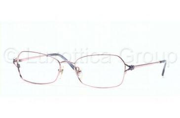 ea5bf4aa80 Sferoflex SF2513 SV Prescription Eyeglasses - Pink Frame   52 mm Prescription  Lenses