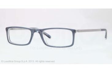 Sferoflex SF1139 Eyeglass Frames C559-51 - Avio On Trasparent Frame