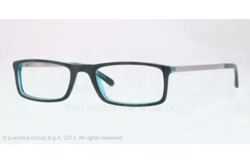 Sferoflex SF1139 Eyeglass Frames C568-51 - Green Frame