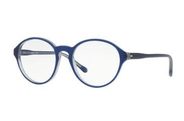 cf51bdcfa0 Sferoflex SF1146 Single Vision Prescription Eyeglasses C611-51 - Opal Dark  Blue Frame