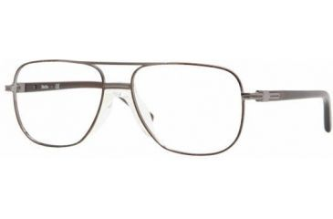 Sferoflex SF2236 Single Vision Prescription Eyewear S697 -5415 - Dark Copper+tobacco Paper