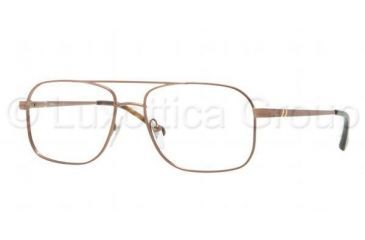 Sferoflex SF2249 Bifocal Prescription Eyeglasses 472-5516 - Dark Brown Frame