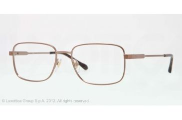 Sferoflex SF2257 Eyeglass Frames 476-53 - Matte Copper Frame, Demo Lens Lenses