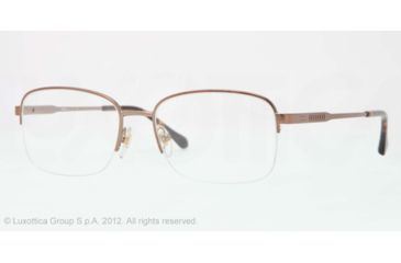 Sferoflex SF2260 Bifocal Prescription Eyeglasses 476-53 - Matte Copper Frame, Demo Lens Lenses