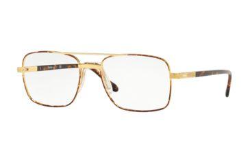 e0f8fcc9e5 Sferoflex SF2263 Progressive Prescription Eyeglasses S706-54 - Gold Tabacco  Frame
