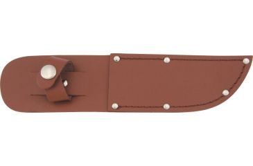 Sheath Straight Knife Sheath 5in. Brown SH258