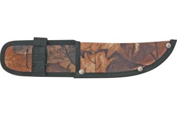 Sheath Straight Knife Sheath 5in. Camo SH261