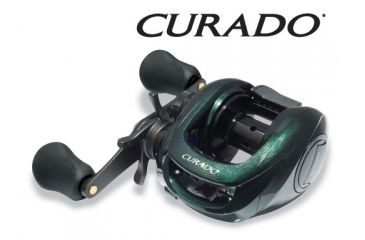 Shimano Curado 200 G5 Baitcast Reel - Right Hand 068277