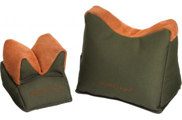 Champion Targets SteadyBags Large Bench Rest Shooting Bag, Filled 40468
