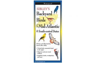 Sibley's Back Birds Of Ne, David Allen Sibley, Publisher - Steven Lewers