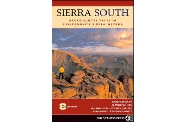 Sierra South 8th Ed., Winnett Et Al., Publisher - Wilderness Press