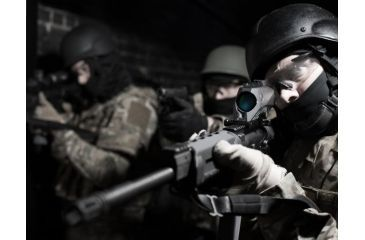 7-Sig Sauer Bravo4 4x30 Wide Field Battle Sight