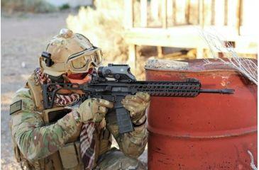 8-Sig Sauer Bravo4 4x30 Wide Field Battle Sight