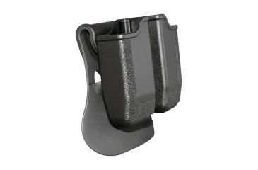Sig Sauer Double Magazine Pouch For P226 9mm .40 Smith and Wesson .357 Sig and P229 9mm Black Polymer MAGP-DBL-226BLK