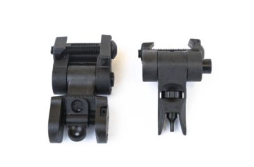 3-Sig Sauer Iron Sight Set, Flip Up, M1913 Rail