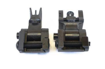 9-Sig Sauer Iron Sight Set, Flip Up, M1913 Rail