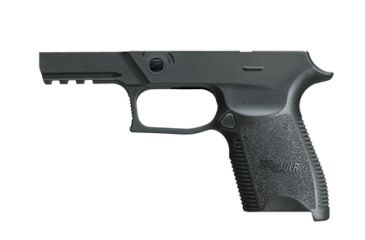 Sig Sauer P250 Grip Module Assembly Black Polymer Compact Small GRIP250C943SMBL