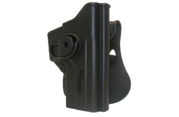galco cop 3 slot holster for sig-sauer p250 compact 9 //40 club