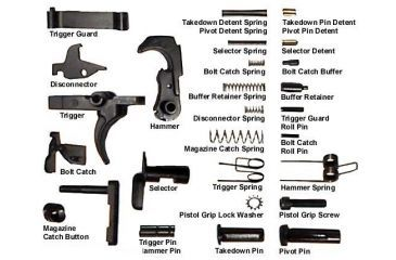 2-Sig Sauer Parts Kit, 516, Semi