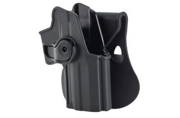 Sig Sauer Retention Roto Paddle Holster For CZ 75 Black Right Hand ITAC-CZ75