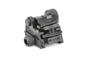 5-Sig Sauer Rotary Diopter Rear Sight