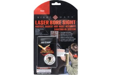SightMark AccuDot Laser Bore Sight, 9mm Luger SM39015